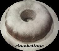Nonna Lena's Ciambellone
