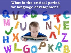 Is there a critical period for second language acquisition?