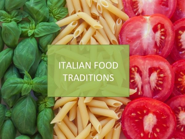 5 Misconceptions about Italian food (continued)