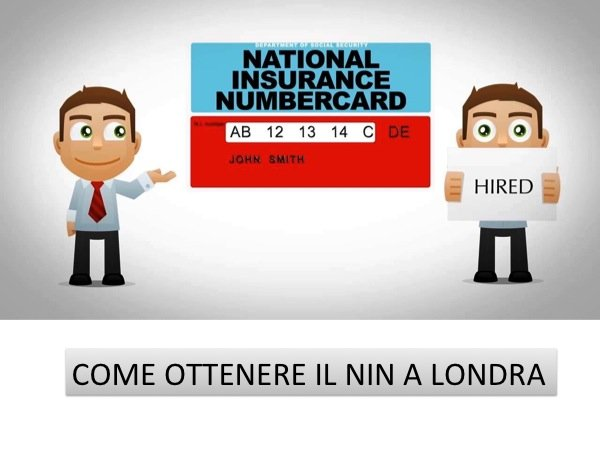 Come ottenere il NIN? National Insurance Number