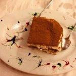 Tiramisu traditional Italian dessert