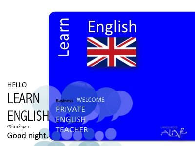 private english lessons london