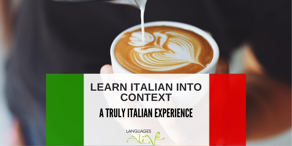 Basic Italian – Italian breakfast at home