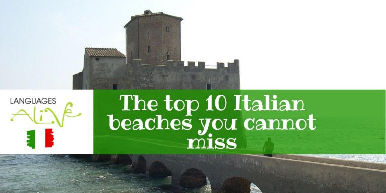 The Top 10 Beaches to visit in Italy