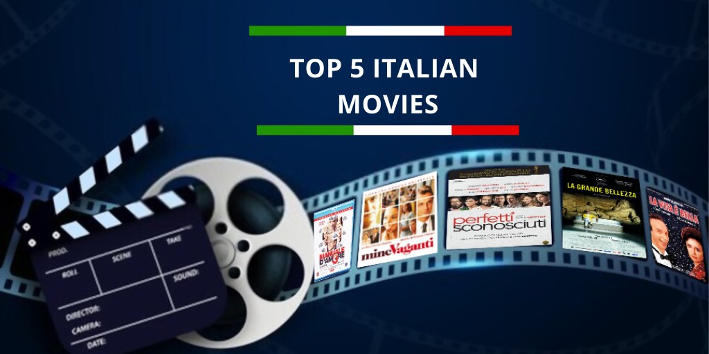 Top 5 Italian movies for all abilities