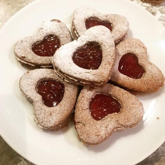st Valentine hearts