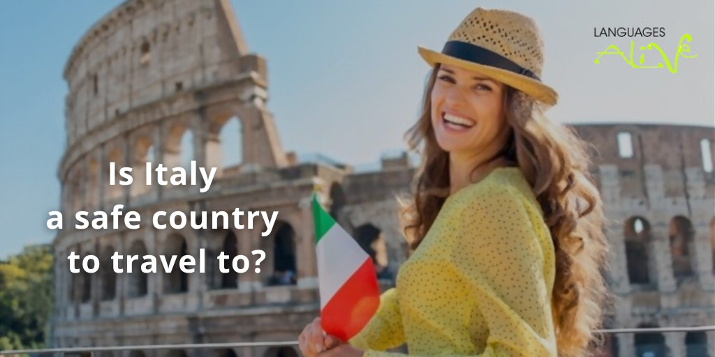 You are currently viewing Is Italy a safe country to travel to?