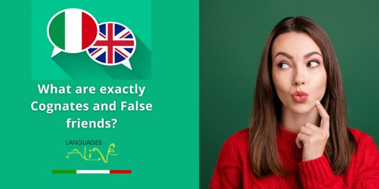 Read more about the article Cognates and false friends